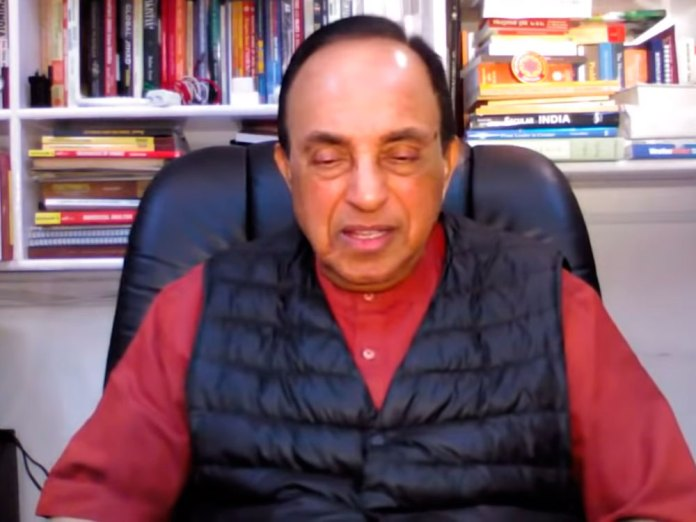 Subramanian Swamy says Aditya cannot be involved in Sushant's death, some other powerful people are