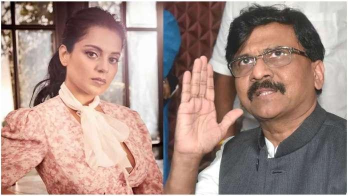Sanay Raut falsely claims that Kangana called Mumbai, 'a mini Pakistan'