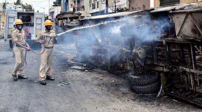 Bengaluru Riots