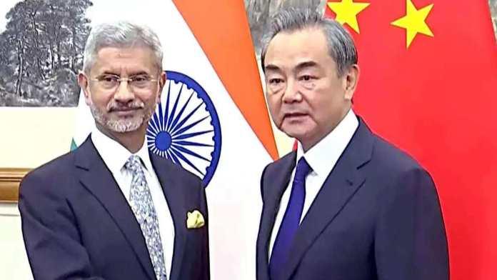 India-China meeting at Moscow