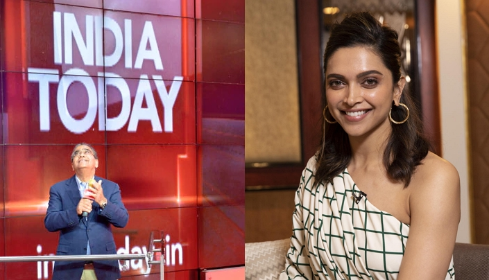 India Today reporters chase a car in Goa saying Deepika Padukone is inside it, hours later says the actress is still in hotel