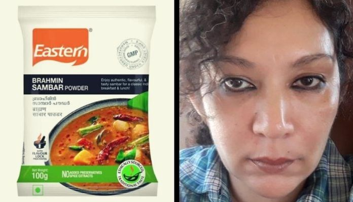 Old tweet by Saba Naqvi that peddled fake news about 'Brahmin Sambhar powder' goes viral: Here is truth and what happened