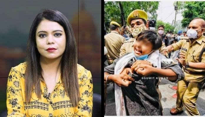 UP police dismisses claims of Rohini Singh about harassment of protestors