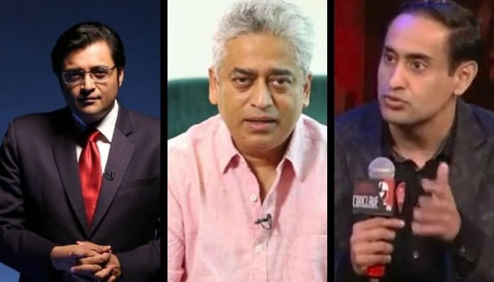 Diminishing credibility and falling TRPs make senior India Today journalists launch social media attacks against Republic TV