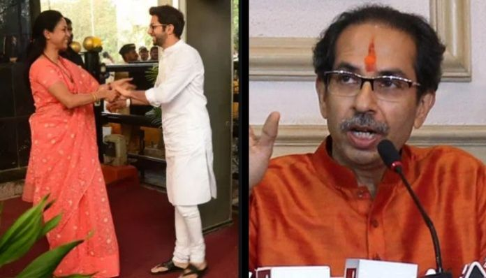 Shiv Sena and NCP responds to CBDT investigation against its leaders