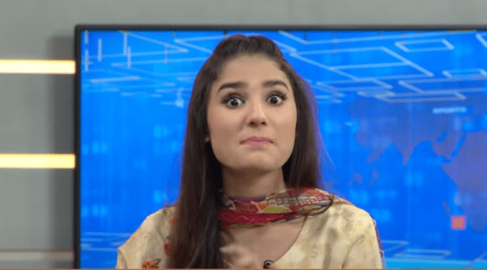 Pakistan: Social media star goes on anti-Hindu rant on live air. Watch