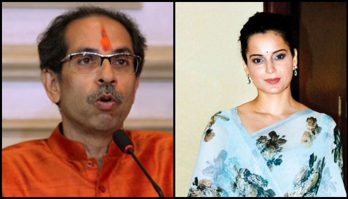 In an ironical turn of events, Maharashtra govt calls Kangana Ranaut's plea an 'abuse of law' after hounding her for dissenting views