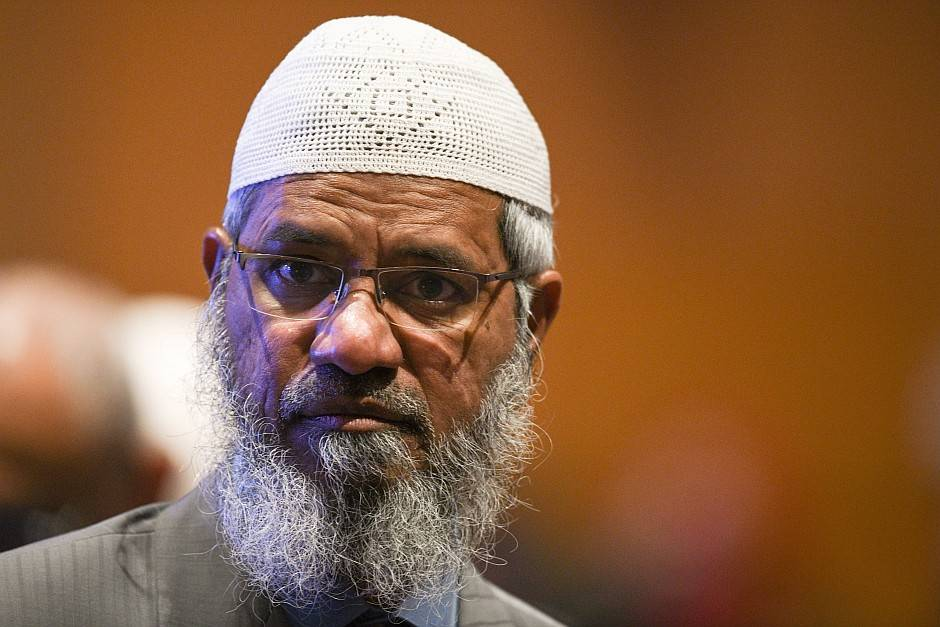 Radicalises Muslim youth, spreads hate: Govt plans to ban Islamist Zakir Naik's Mobile App through which, banned Peace TV is being broadcast