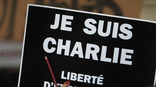 Instagram suspended account of Charlie Hebdo journalists