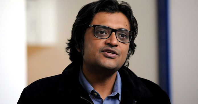 """""""I will not compromise, if there is a blood bath, I will swim in the blood and come out of it"""": Arnab Goswami"""
