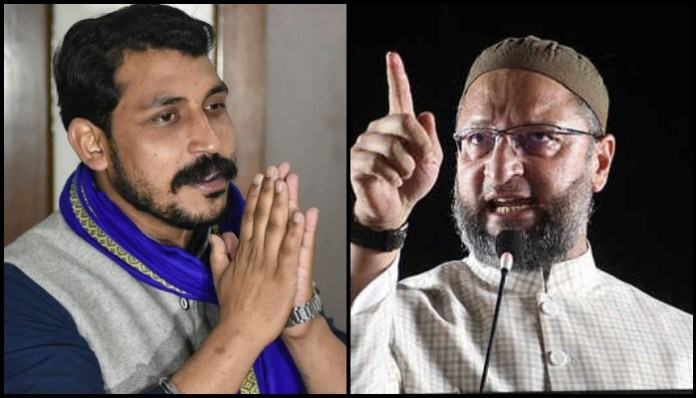 BHIM army chief Chandrashekhar Azad claims convoy fired upon in UP, fails to mention the scuffle was between AIMIM and him: Details