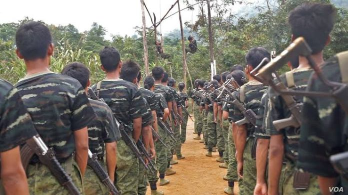 Clashes broke out between Myanmar forces and the Arakan Army as the former escalated its crackdown against the terror group involved in Armed conflict