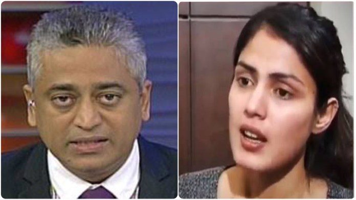Rajdeep Sardesai and India Today secure gag order against social media user Anurag Srivastava who had accused the journalist of taking Rs 8 crore for interviewing Rhea Chakraborty