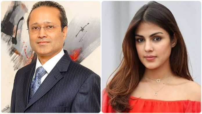 Hypocritical liberals slam Times Group Head Vineet Jain for calling for Rhea Chakraborty's bail while Times Now champions the cause of her prosecution