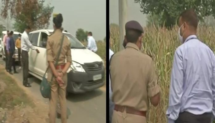 Hathras: CBI begins probe, meets family; 'unwell' father declines to go to hospital