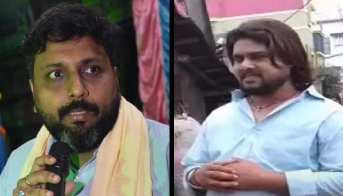 TMC 'activist' arrested in the murder case of BJP leader Manish Shukla