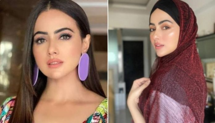 After Zaira Wasim, actress Sana Khan now leaves showbiz for Islam