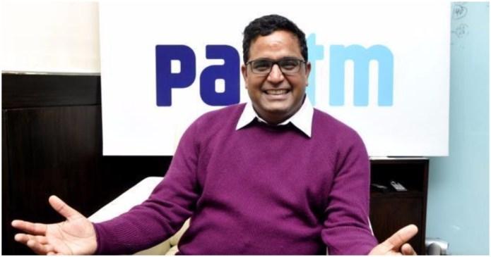 PayTm vs Google: Vijay Shekhar Sharma