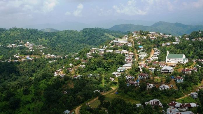 Phuldungsei village