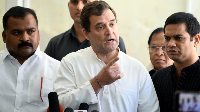 Rahul Gandhi denied permission to attend virtual inaugration ceremony in Wayanad