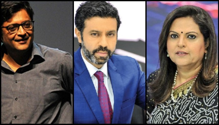 TimesNow joined the Left in condemning Republic TV to hell, now, the Left is gunning for them too