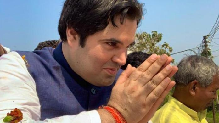 BJP MP Varun Gandhi