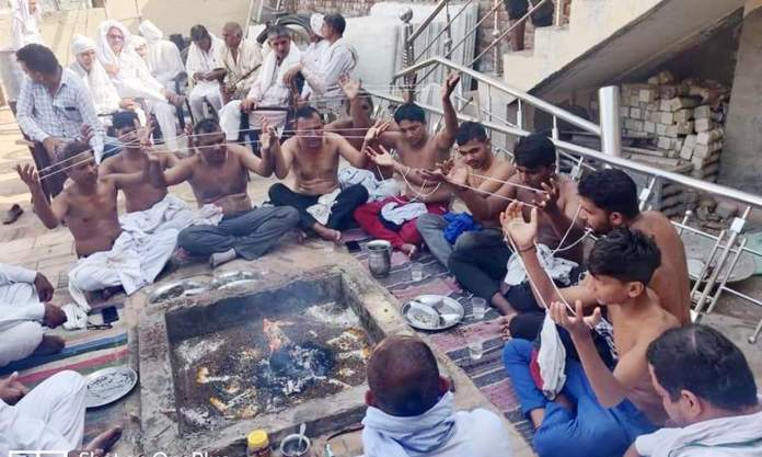 6 Muslim families do Ghar Wapsi in Haryana's Dhamtan Shaib