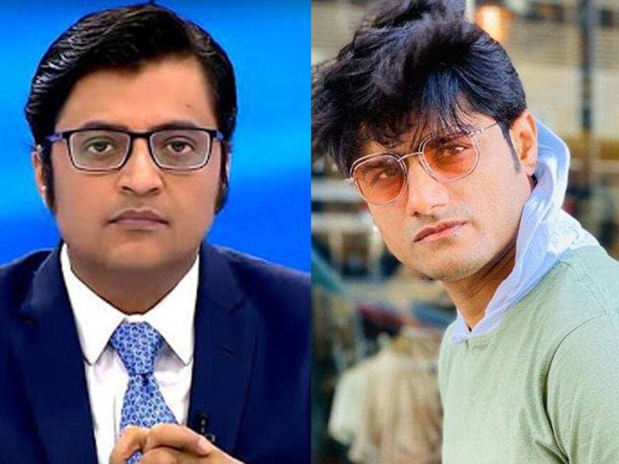 Arnab Goswami gets legal notice by Sandip Singh