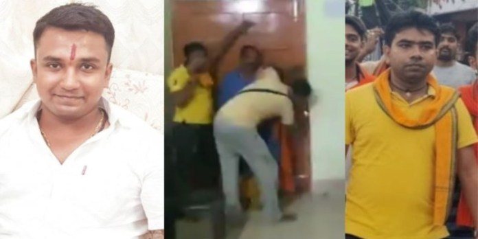 Muslim mob tries to lynch Bajrang Dal workers