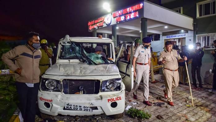 Bengaluru judge receives bomb threats demanding release of accused in Bengaluru riots