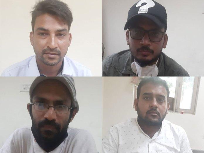 PFI members in Hathras riots conspiracy case