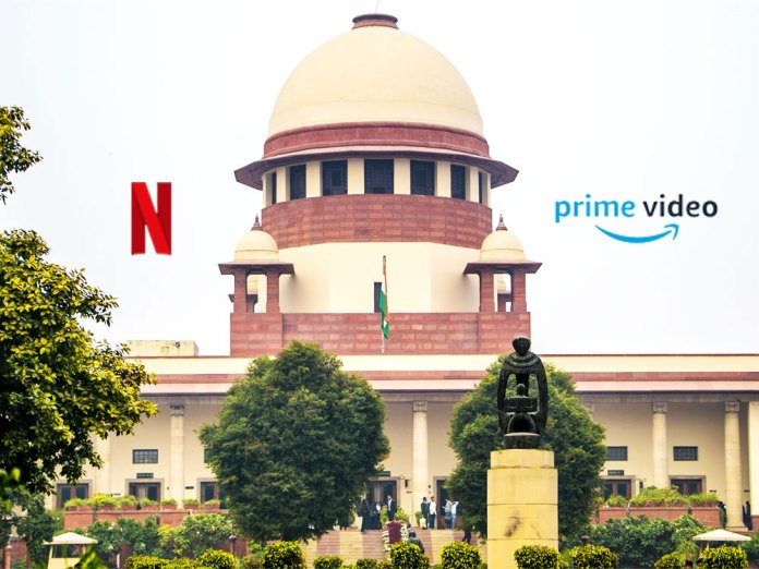 Supreme Court issues notice on petition seeking regulation of OTT platforms