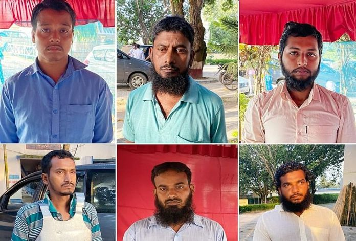 NIA had nabbed 6 Al-Qaeda terrorists in Murshidabad last month