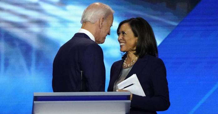 Biden refers to Kamala Harris as 'President Harris'
