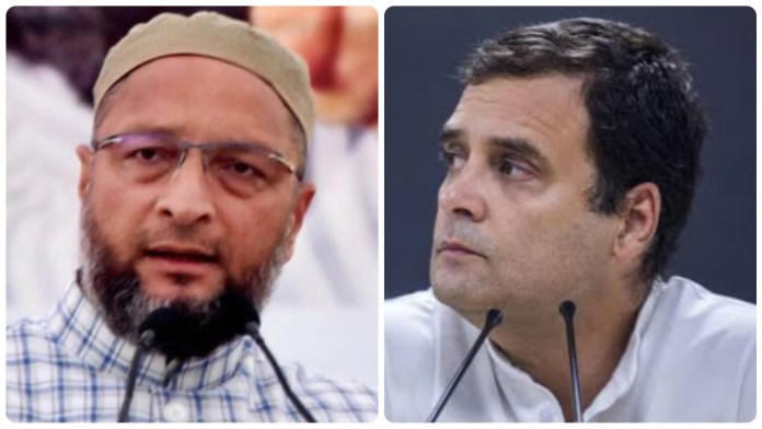 AIMIM chief Asaduddin Owaisi says Congress would have lost regardless of AIMIM candidates