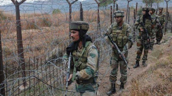 Baramulla ceasefire violation