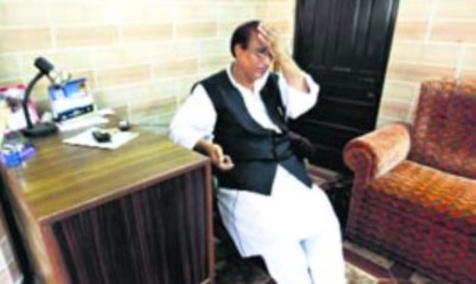 Azam Khan and his son's bail plea rejected