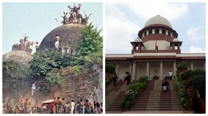 SC refuses to extend security given to judge who gave decision in Babri case