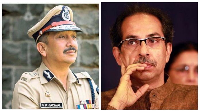 Maharashtra DGP at loggerheads with Maharashtra Chief Minister