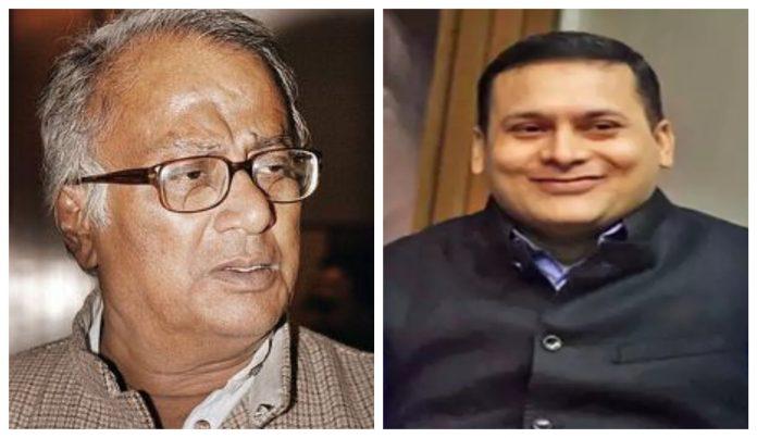 Saugata Roy attacks Amat Malviya