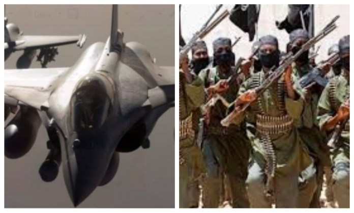 French airstrike kills over 50 Al-Qaeda linked terrorists in Mali