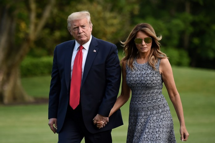 'Transactional' Marriage of Donald Trump and Melania Trump might be over