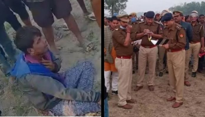 UP: One-sided lover Saiyed Ali slits the throat of minor girl Ritika