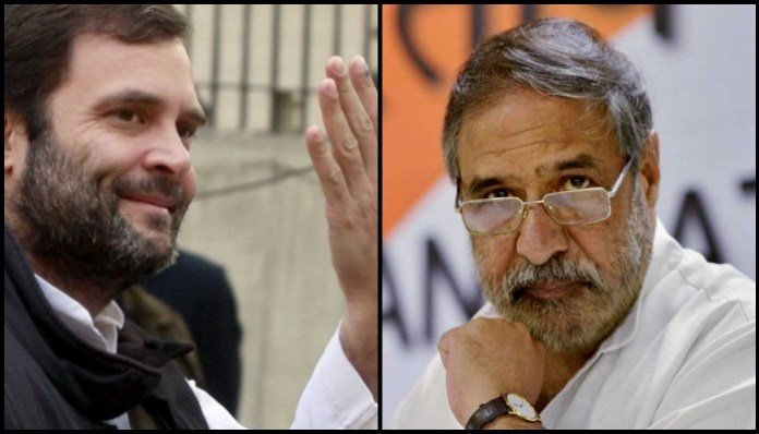 Rebellion inside Rahul's Congress grows, Anand Sharma defies party line, hails PM Modi for his visit to Coronavirus vaccine hubs