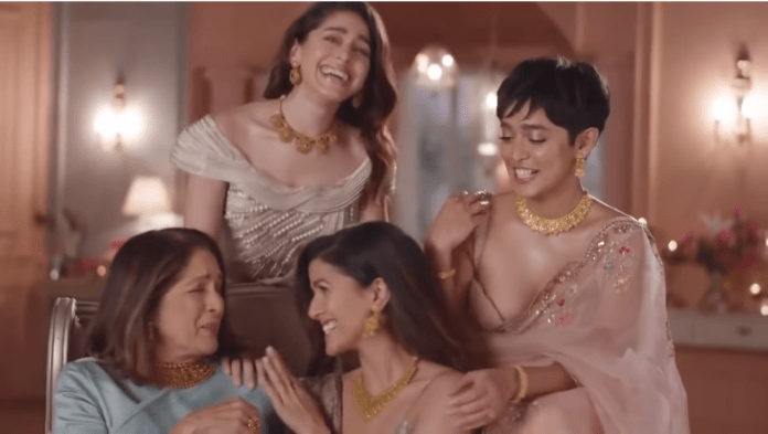 Netizens miffed at Tanishq for the dull portrayal of Diwali, video deleted