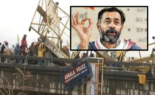 Yogendra Yadav is not a farmer leader and why urban Indians should reject emotional blackmail