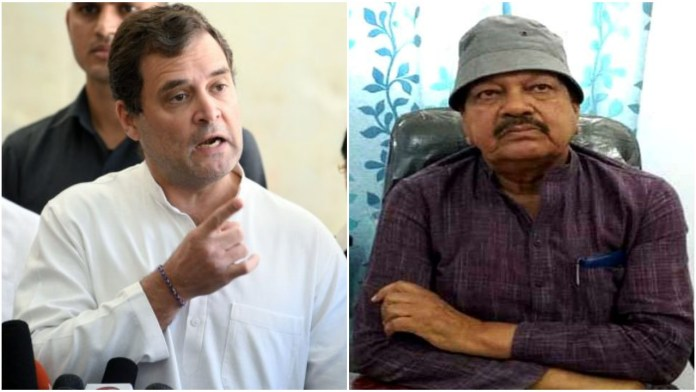 Jharkhand Congress leader gets notice for criticising Rahul Gandhi