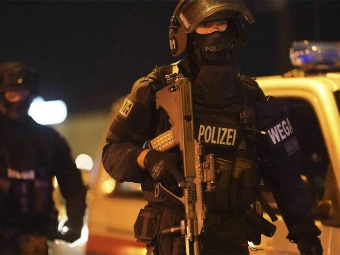 Vienna terror attack: Three, including one attacker killed