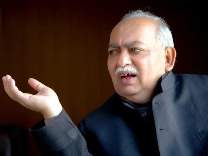 Munawwar Rana had refused to apologise over his comments