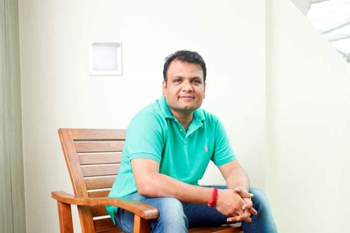 Manish Mundra donates money for Ram temple